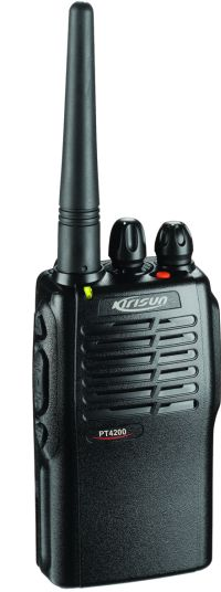 PT4200 walkie-talkie for hire