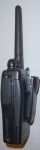 Our radios come with integral belt-clips