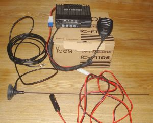 Vehicle Radio Kit For Hire