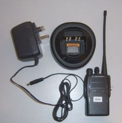 Motorola GP344 Walkie-Talkie For Hire